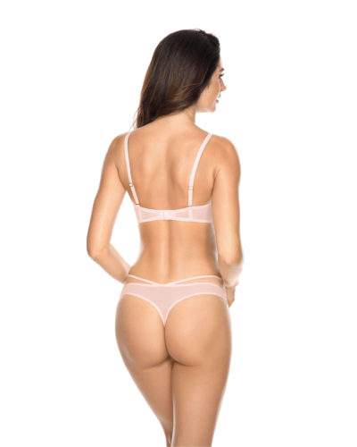 Sutien push-up si chilot Camelia