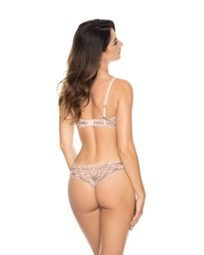 Sutien push-up Magnolia
